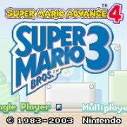 超级马里奥兄弟3 e世界全解锁版(美版)