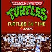 忍者神龟2欧洲版2人版